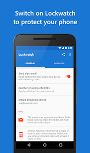 Lockwatch MOD APK- Thief Catcher (PREMIUM) Download 1