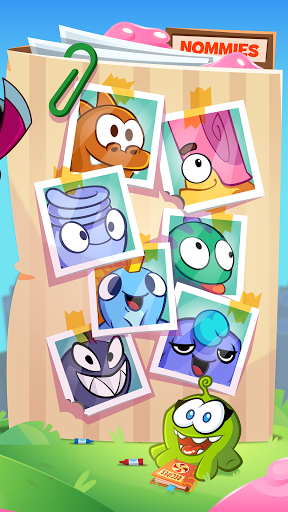 Om Nom Idle Candy Factory android2mod screenshots 3