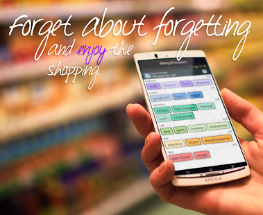 Super Simple Shopping List Screenshot