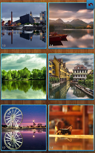 Reflection Jigsaw Puzzles 1.9.17 screenshots 5