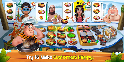 Cooking Madness: Restaurant Chef Ice Age Game 4.0 screenshots 4
