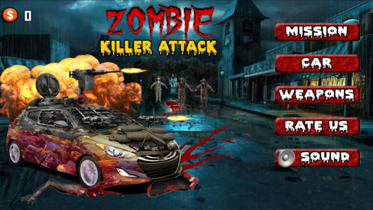Zombie Killer Attack Hack Online [Android & iOS] 1