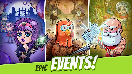 Zombieland: AFK Survival 2.7.3 APK + Мод (Unlimited money) за Android