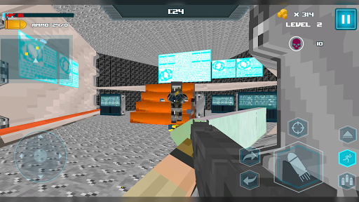 Battle Strike Soldier Survival  screenshots 4
