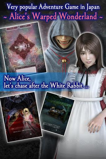 Aliceu2019s Warped Wonderland screenshots 1