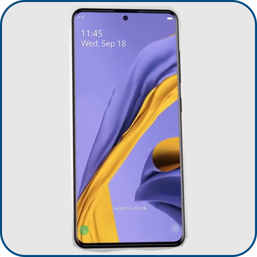 Wallpapers For Samsung A51 Apps Bei Google Play