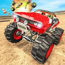 Monster Truck Stunts Game: Demolition Derby 2021