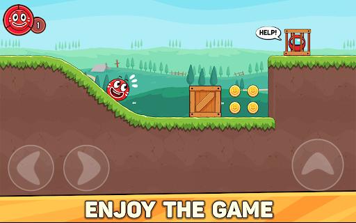 Roller Ball Adventure: Bounce Ball Hero android2mod screenshots 9