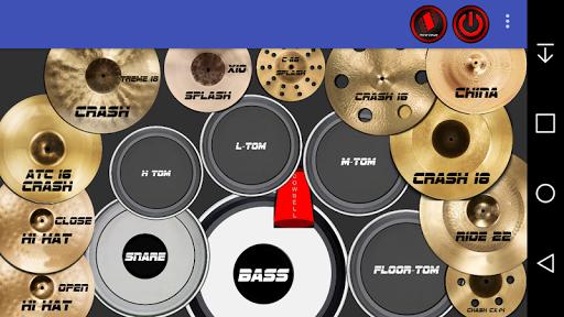 Rock Drum Kit apkmr screenshots 3