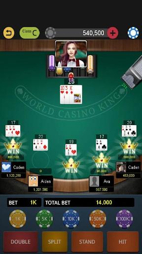 World Blackjack King 2020.12.01 screenshots 2
