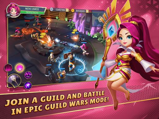 Oath of Glory - Action MMORPG apkdebit screenshots 10
