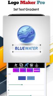 Logo Maker 2021- Logo Creator, Logo Design 1.1.4 Screenshots 12