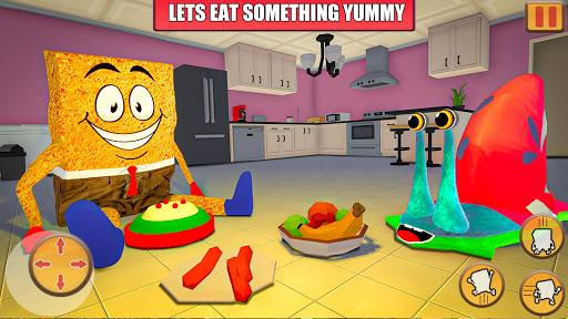Sponge Family Neighbor Game 2021 screenshots 11