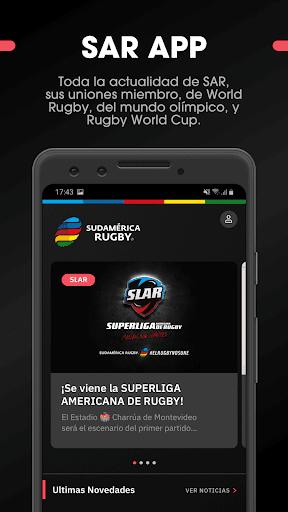 SAR - Sudamu00e9rica Rugby 2.5.1 screenshots 3