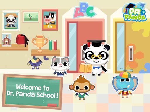 Dr. Panda School 1.2 screenshots 1