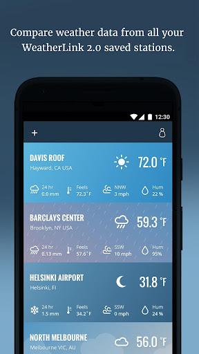 WeatherLink 2.1.030 screenshots 1