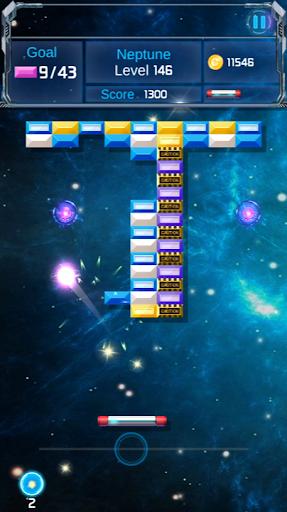 Brick Breaker : Space Outlaw 1.0.29 screenshots 13