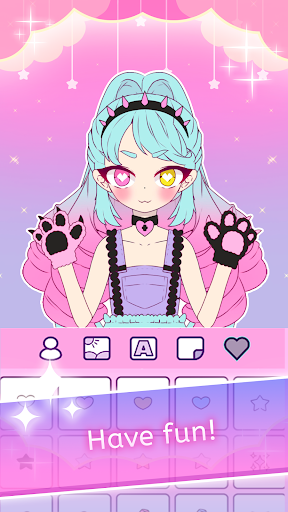 Roxie Girl: Dress up girl avatar maker game  screenshots 8