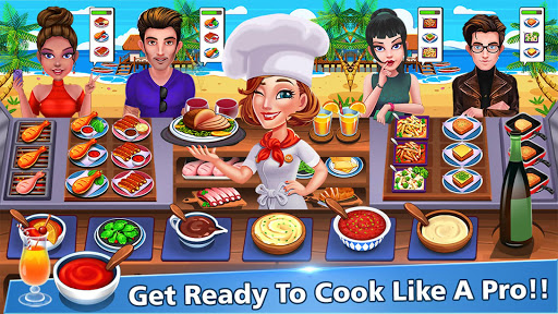 Cooking Chef - Food Fever 3.6 screenshots 1