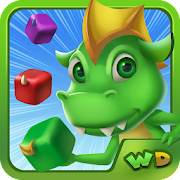 Wonder Dragons: Color Matching Adventure Puzzle
