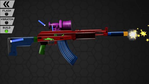 Free Toy Gun Weapon App 2.8 screenshots 5