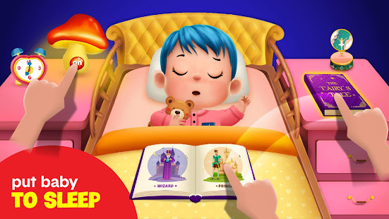 Baby care game for kids screenshots 3
