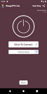 Wang VPN Lite Version u2764ufe0f- Fresh and Simple Style. 1.0.7 Screenshots 1