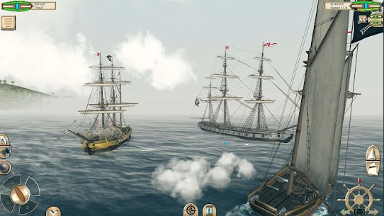 The Pirate: Caribbean Hunt 9.6 Apk Mod (Unlocked) 2