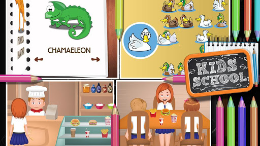 Kids School - Games for Kids screenshots 9