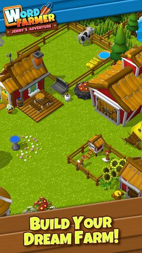 Word Farmer: Jenny's Adventure  screenshots 4