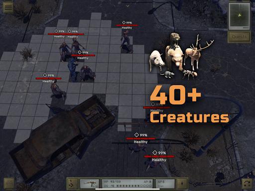 ATOM RPG apktram screenshots 12