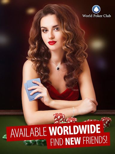 Poker Games: World Poker Club  screenshots 1