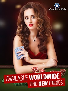 Poker Games: World Poker Club 1.148