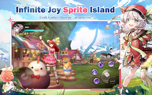 Sprite Fantasia Varies with device screenshots 11