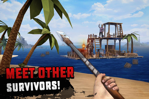 Raft Survival: Ocean Nomad - Simulator 1.166 screenshots 11