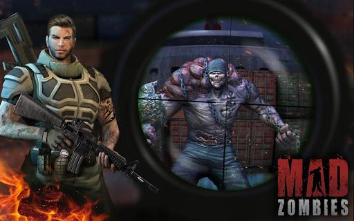 MAD ZOMBIES : Offline Zombie Games  Screenshots 14