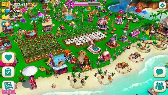 FarmVille 2: Tropic Escape Screenshot