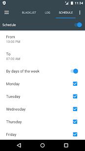 Calls Blacklist - Call Blocker 3.2.51 Screenshots 7