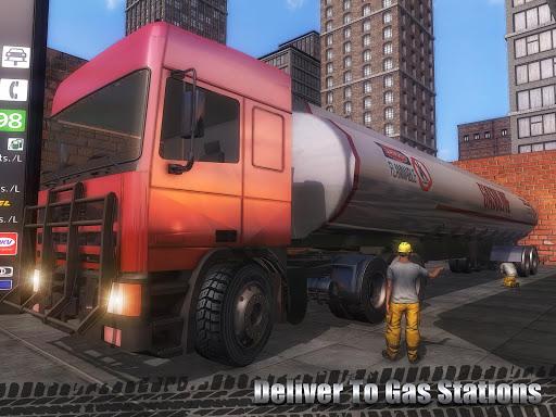 Oil Cargo Transport Truck Simulator Games 2020  Screenshots 8