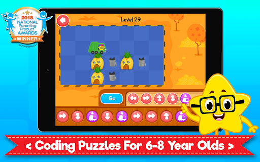 Coding Games For Kids - Learn To Code With Play  screenshots 9