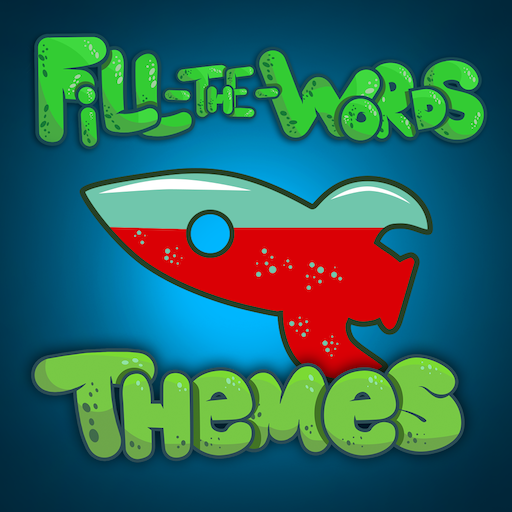 Find The Words - search puzzle with themes