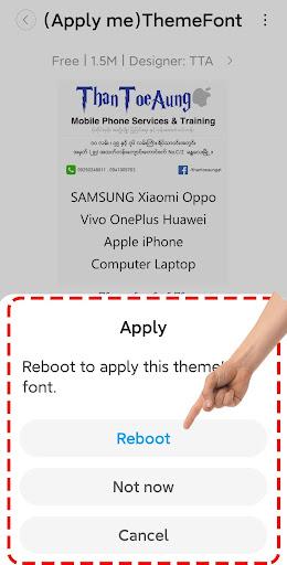 TTA Mi Myanmar Unicode Font 6262020 Screenshots 6