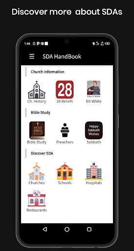 SDA HandBook  screenshots 1