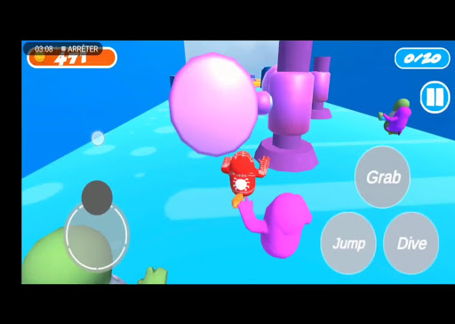 Fall Dudes Ultimate Knockout - 3D Challenge Game 1.0.4 screenshots 12