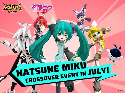 Aotu World - Hatsune Miku Crossover Event apkdebit screenshots 9