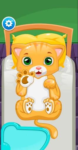 Little Cat Doctor Pet Vet Game screenshots 8