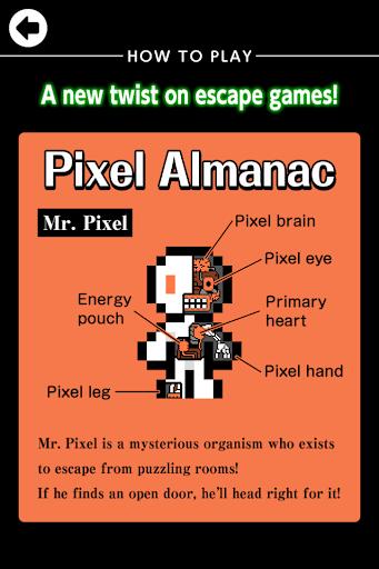Pixel Rooms -room escape game-  screenshots 4
