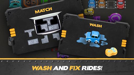 Tiny Auto Shop - Car Wash and Garage Game screenshots 4