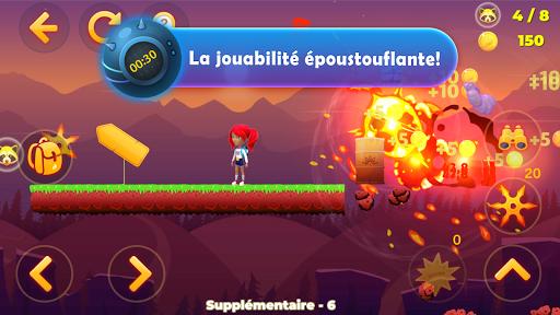 Code Triche Tricky Liza Jeu De Plateforme D'aventure 2D (Astuce) APK MOD screenshots 1