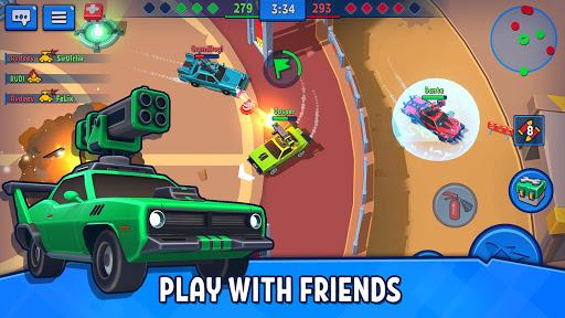 Car Force: PvP Fight  screenshots 8